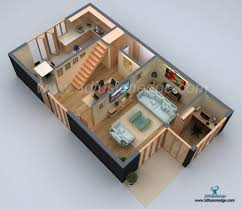 Plan by Best 3d Floor Plan Rendering Services 3dfusionedge Studio