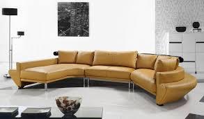 Leather Sofa Vancouver Furniture Elegant Ultra Modern Camel Leather Sectional Sofa Set