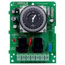 intermatic dtav40m 120 240v 40a 1 no u0026 1 nc defrost timer