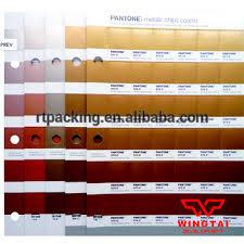 pantone chart seller pantone premium metallic color guide chart coated paper gb1507