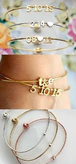 wedding bracelet gift images 6 adorable gifts for any bride to be pinterest christmas jpg