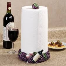 themed paper towel holder 155 best grape decor images on kitchen ideas wine