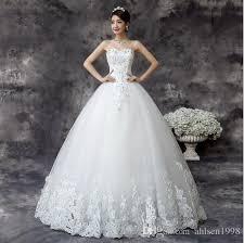 korean wedding dress 2016 best sellers new explosion beautiful temperament korean