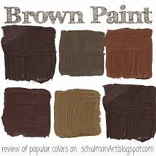 brown paint art blog for the inspiration place the top 7 popular brown paint colors