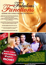 book your private christmas party now penshurst rsl