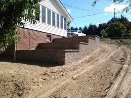 landscape retaining walls frederick county maryland barrick