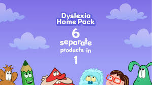 the dyslexia home pack nessy uk