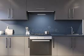 blue kitchen cabinets grey walls gray countertops stock illustrations 2 457 gray