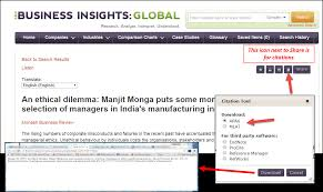 quote a quote mla q how do i cite a company profile from business insights