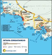 zihuatanejo map ixtapa zihuatanejo map ixtapa zihuatanejo mexico maps ixtapa