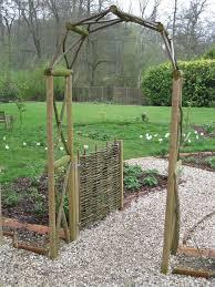 hazel arch by miles garden design