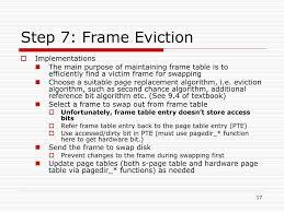 Page Table Entry Ppt Pintos Project 3 Virtual Memory Powerpoint Presentation