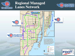Florida Turnpike Map About The Project