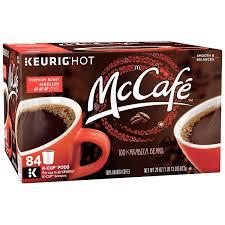 mccafe premium roast coffee k cup pods 84 count amazon com