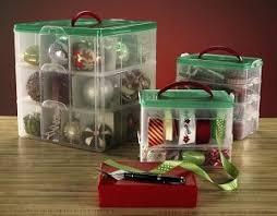 snapware 12 x 12 ornament box 3 layer home kitchen