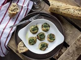 escargot cuisiné recette escargots de pleurotes maître d hôtel femininbio