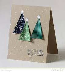 stylish ideas diy christmas card delightful 15 diy easy homemade