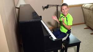 Blind Pianist Blind 8 Year Old Is Country Music Crazy Kare11 Com