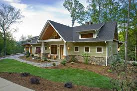 Craftsman Home Sustainable Living Craftsman Acm Design Asheville Architecture
