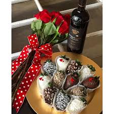 flowers and chocolate flowers chocolate and sweet moscato moscato wine stella