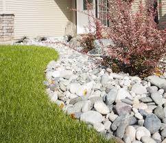 Rock Garden Beds River Rock Raised Garden Beds Bed Inn And Deli Cafe Diy Border For