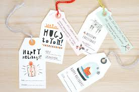 20 of the most amazing free printable gift tags wrap