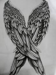 angel wing tattoo designs small angel winged m tattoo design my tattoo designs pinterest
