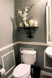 bathroom half bath decorating ideas guest trends including