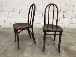 vintage bistro chairs from thonet set of 6 for sale at pamono Vintage Bistro Chairs