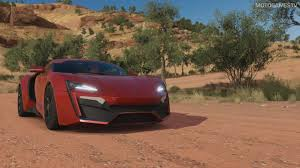 lykan hypersport price forza horizon 3 xone w motors lykan hypersport gameplay youtube