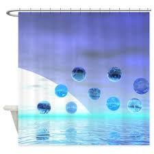Swirl Shower Curtain Shower Curtains Diane Clancy Art Blog