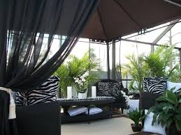 Outdoor Gazebo Curtains Decorations Outdoor Patio Drapes Curtains Ideas Outdoor Patio
