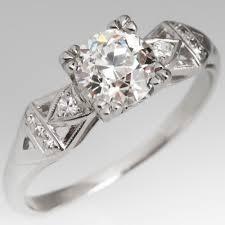 ring diamond wedding vintage engagement rings antique diamond rings eragem