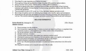 Medical Assistant Resume Samples No Experience by Medical Assistant Resumes With No Experience U2013 Resume Examples