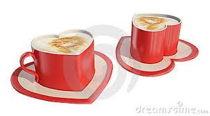 Heart Shaped Mugs Shape Coffee