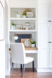 Kitchen Cabinet Desk Kitchen Desk Ideas