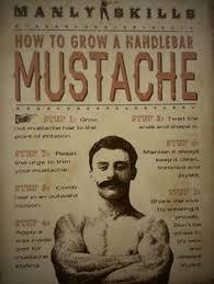 Handlebar Mustache Meme - handlebar mustache boxer google search alter ego pinterest