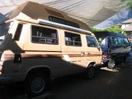 Westfalia Awning For Sale For Sale Soon Syncro Get Away Van High Top Camper Vanagon