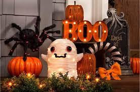 decoration clearance scary decorations for