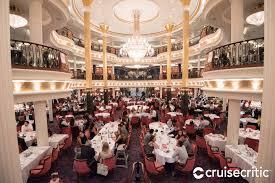 Freedom Of The Seas Main Dining Room Menu - isaac u0027s dining room on freedom of the seas cruise ship cruise critic