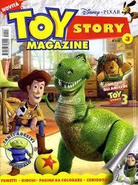 toy story magazine 2 issue