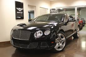 bentley chrysler 300 conversion used 2012 bentley continental gt stock p3309 ultra luxury car
