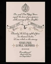 Gatsby Invitations Great Gatsby Inspired Wedding Ideas Martha Stewart Weddings