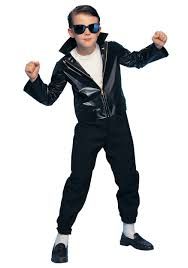 Scary Halloween Costumes Kids Boys Grease Tbird Costumes Beauty Tips Costumes