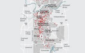 Kansas City Crime Map Shootings Victimizing Kc At Alarming Rate The Kansas City Star
