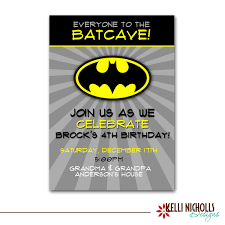 batman birthday invitation cards alanarasbach com
