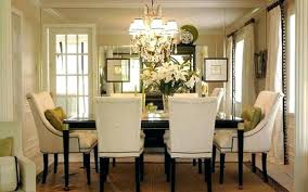 Christmas Dining Room Decor How To Decorate Dining Room My Table For Christmas Decorating Top