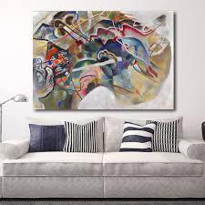 colorful home decor hdartisan surrealism wassily kandinsky works modern painting