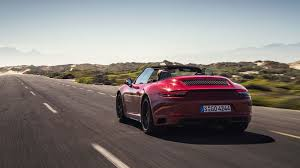 porsche strosek porsche 911 carrera gts cabriolet 2017 review by car magazine