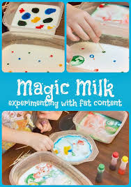 magic milk experimenting with fat content life with moore babies